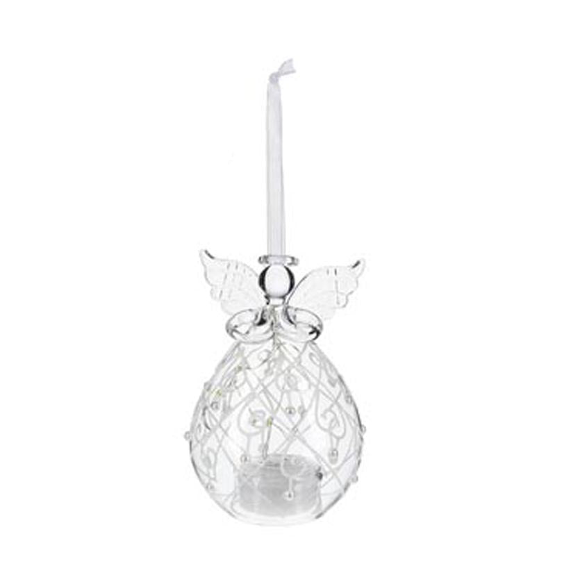 Angel LED Pearl Ornament Style 2