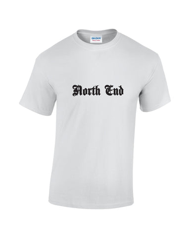Hillfield Trading Gothic North End Mens T Shirt