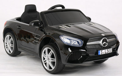 Mercedes SL500 Remote Control Ride On Coupe With Rubber Tires for Toddlers
