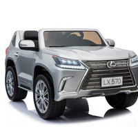 Toddler Power Wheels Lexus LX 570 with Remote Control