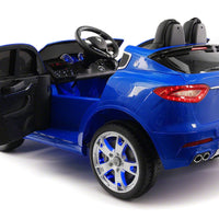 Maserati Levante Toddler 12V Remote Control Ride On SUV