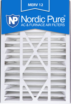 16x25x5 Air Bear Replacement MERV 12 Qty 1 - Nordic Pure