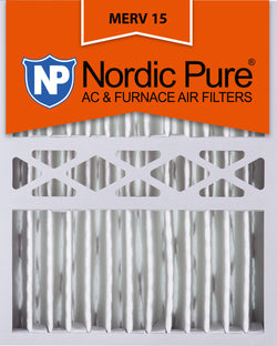 16x20x5 Honeywell Replacement Pleated MERV 15 Qty 1 - Nordic Pure