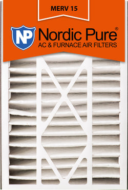 16x25x5 Air Bear Replacement MERV 15 Qty 1 - Nordic Pure