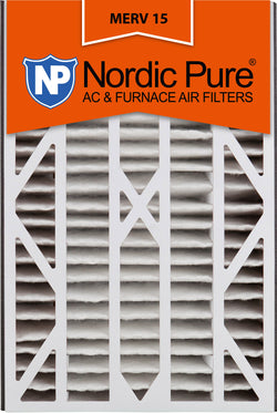 16x25x3 Air Bear Cub Replacement MERV 15 Qty 7 - Nordic Pure