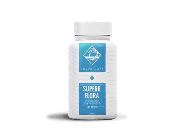 Superb Flora Probiotic (60 Capsules)