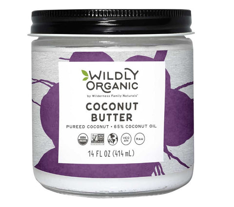 Organic Coconut Butter (14oz)