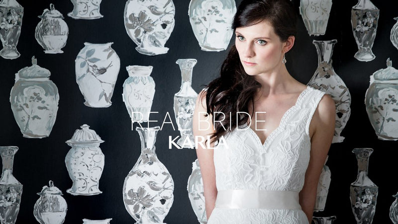 Real Bride - Karla