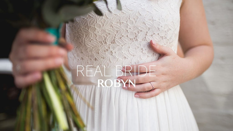 Real Bride - Robyn