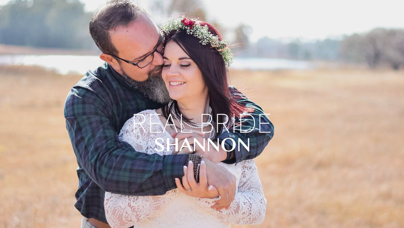 Real Bride - Shannon