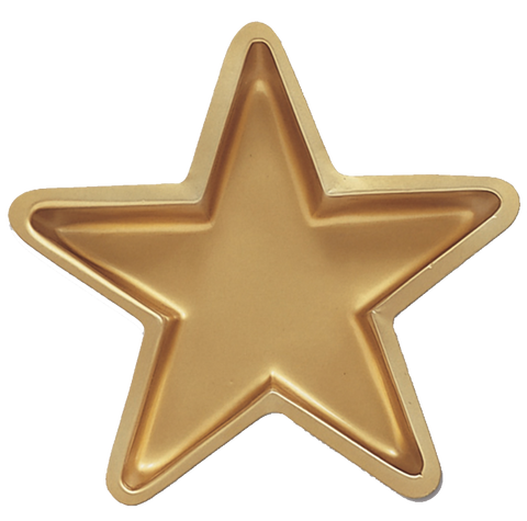 Gold Star Plastic Tray