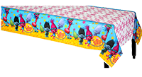 Trolls Party Table Cloth
