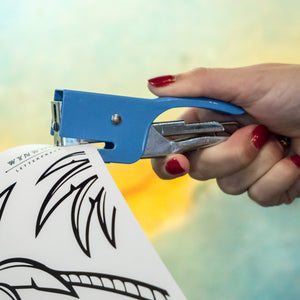 Happy Stapler - Wynwood Letterpress  - 7