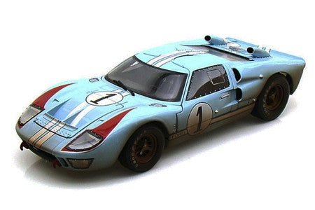 "Ford 1966 GT40 Mark II ""#1"" ""After Race"""