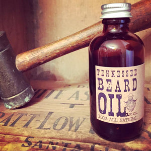 2 oz. Forest scented Beard Oil