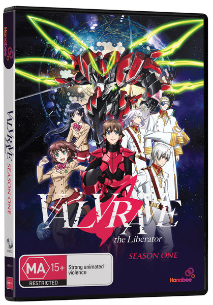VALVRAVE - THE LIBERATOR: PART 1/2