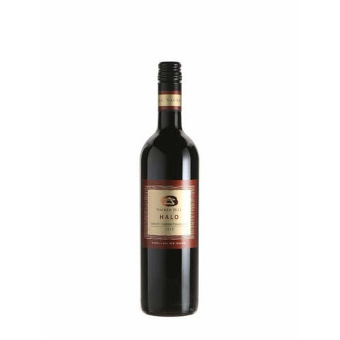 SACRED HILL HALO MRL CAB 750ML - Liquor Mart online gifts NZ