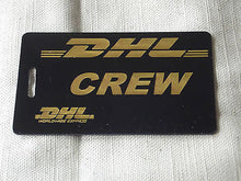 Novelty Luggage Crew Tags -UPS Crew