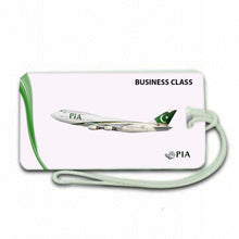 Business Class PIA  Airlines Luggage .airports