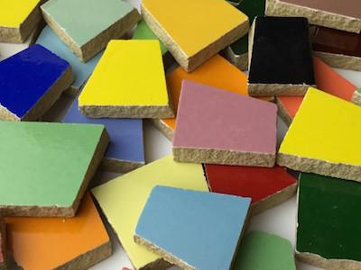 Ceramic Mosaic tiles to decorative mosaic craft projects