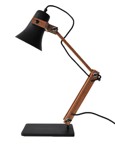 Bureaulamp Trumpet - Black Edition M.OSS Design
