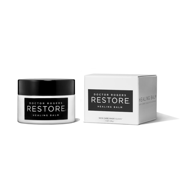 Doctor Rogers Restore Healing Balm 1oz glass jar Skincare - Treatment Doctor Rogers RESTORE