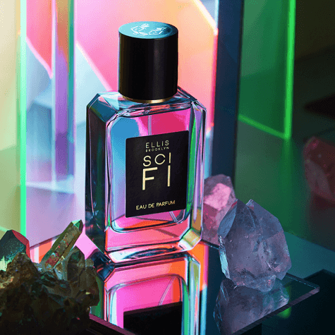 Ellis Brooklyn Eau De Parfum, SciFi Fragrance - Perfume Ellis Brooklyn