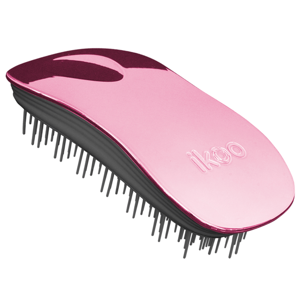 ikoo home - black - rose metallic Haircare- Brushes & Accessories IKOO