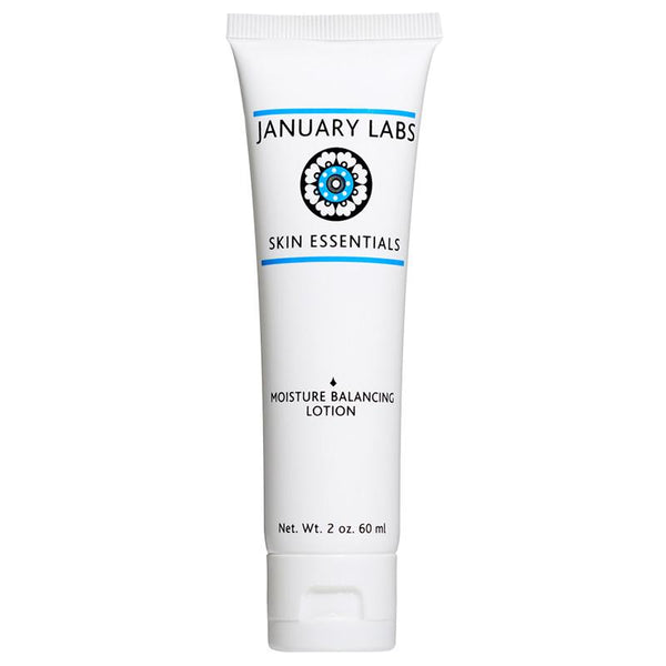 January Labs Moisture Balance Lotion Skincare - Moisturize January Labs