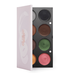 The Organic Skin Co. Palettes Empty 8 PALETTE PINK Cosmetics - Accessories The Organic Skin Co.