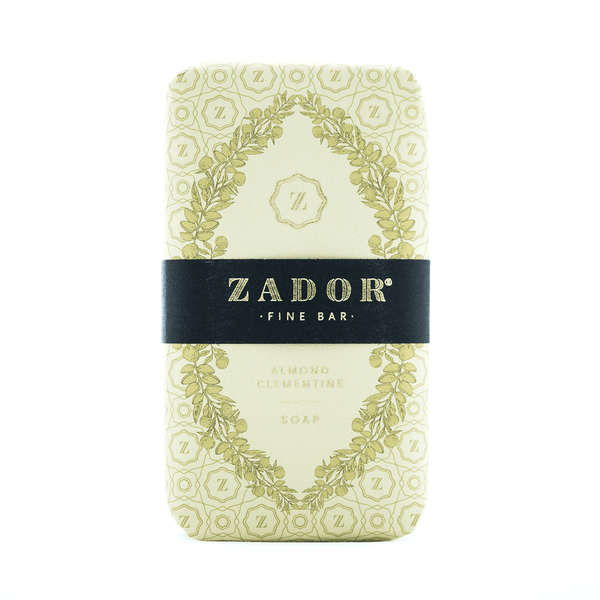 Zador Soap -Almond Clementine Bath & Body - Bath & Shower Zador
