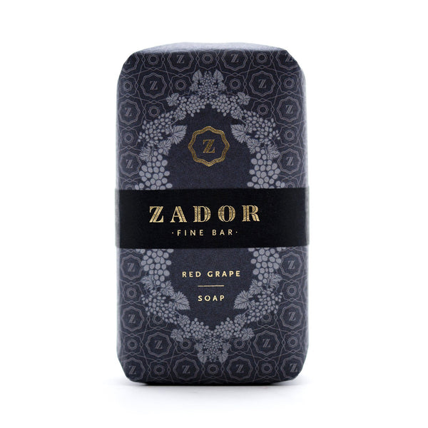 Zador Soap Red Grape Bath & Body - Bath & Shower Zador