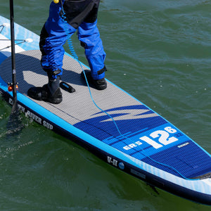 "Earth River SUP 12-6 V-II Inflatable Paddle Board 2018 (12'6""x32""x6"")"