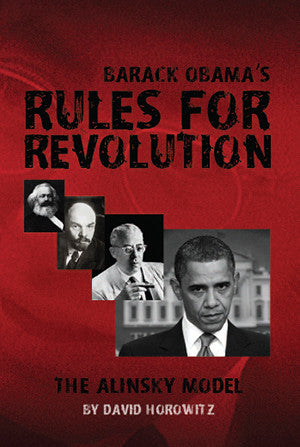 Barack Obama's Rules for Revolution: The Alinksy Model