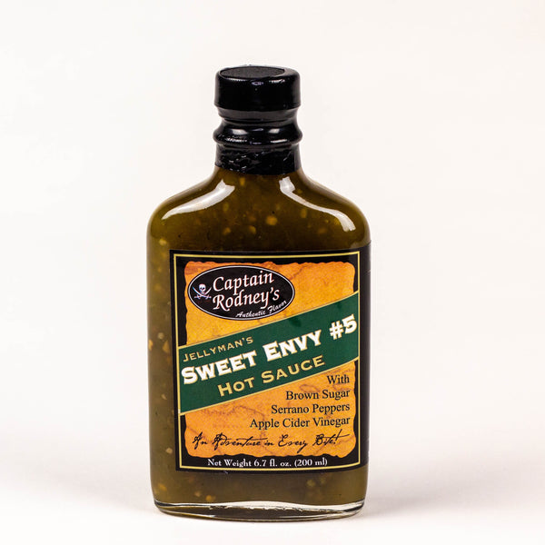 Captain Rodney's Private Reserve - Sweet Envy #5