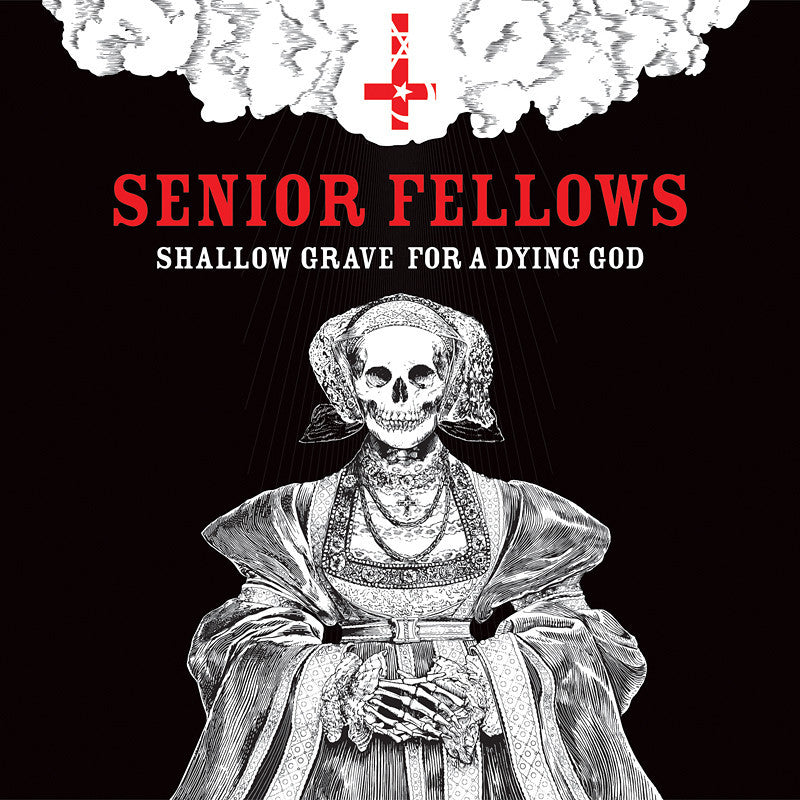 "Senior Fellows 'Shallow Grave For A Dying God' 12"" LP"