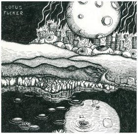 "Lotus Fucker 's/t' 12"" LP"