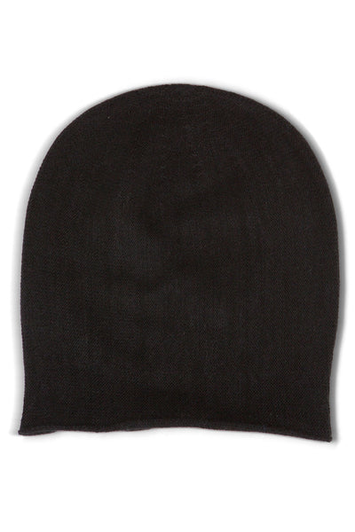 Men's 100% Pure Cashmere Slouchy Beanie - Fishers Finery