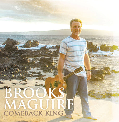 Comeback King - CD (**download available**)