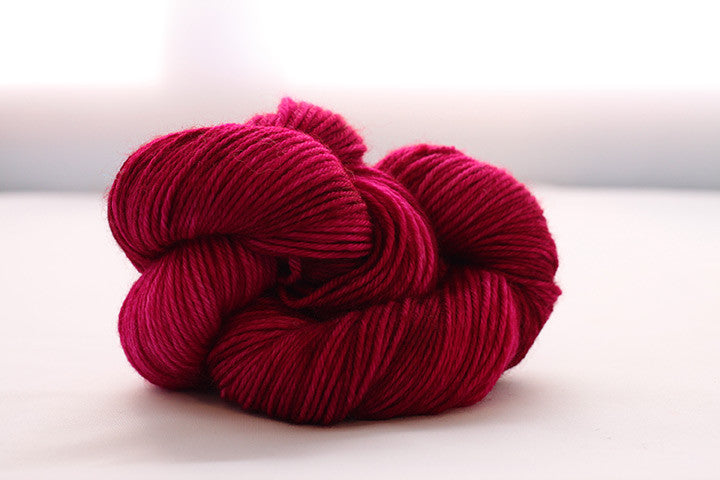 Dream in Color - Classy with Cashmere Worsted - Jocelyn - Yarning for Ewe - 3