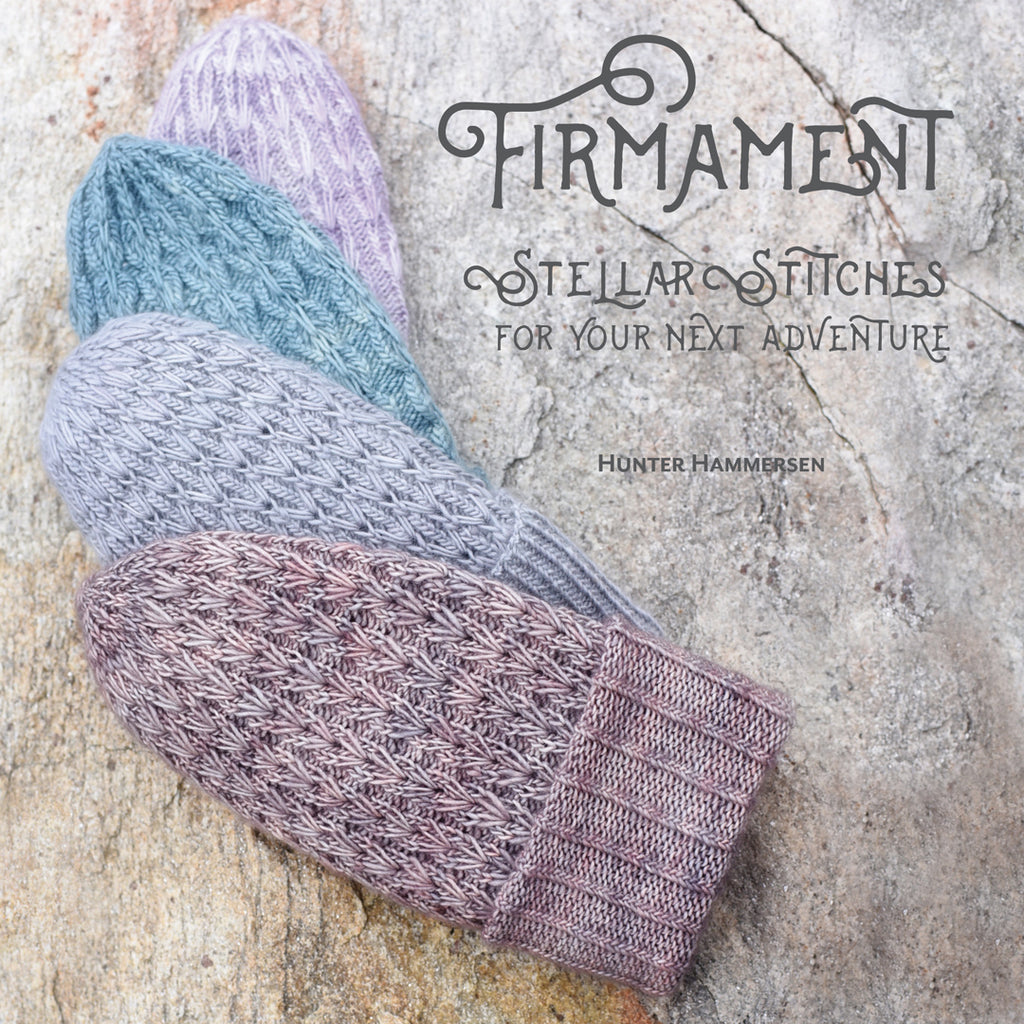 Firmament: Stellar Stitches for Your Next Adventure by Hunter Hammersen
