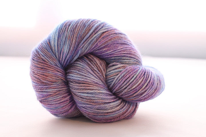 Dream in Color - Classy with Cashmere Worsted - Into the Mystic - Yarning for Ewe - 8