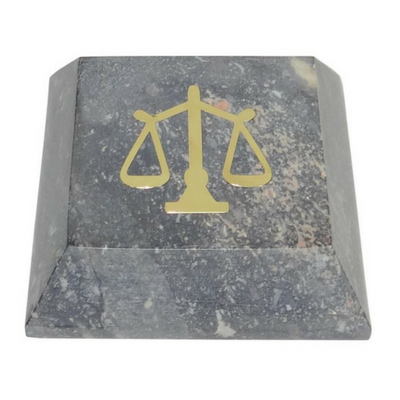 Paper Weight - The Jurist's - Grey