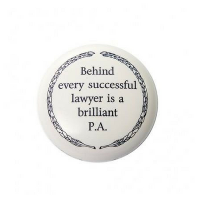 Paper Weight - Brilliant P.A.
