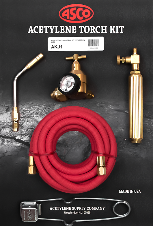 Acetylene Torch Kit AKJ1 JET Air
