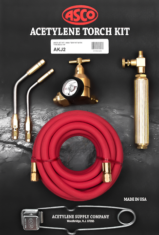 Acetylene Torch Kit AKJ2 JET Plus Air