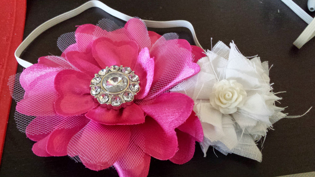 Shabby Chic Hair Band