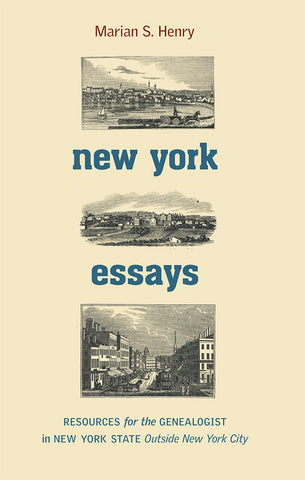 New York Essays
