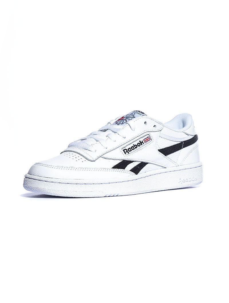REVENGE PLUS IN WHITE AND BLACK