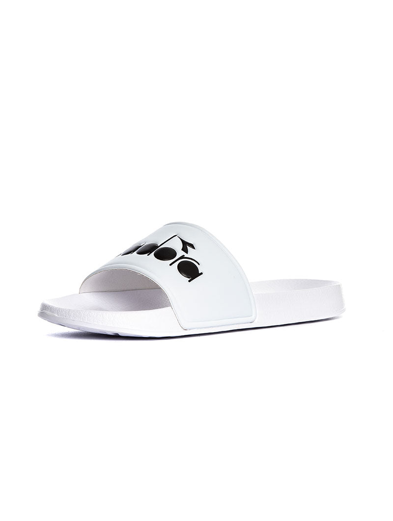 SERIFO'S 91 SANDALS IN WHITE